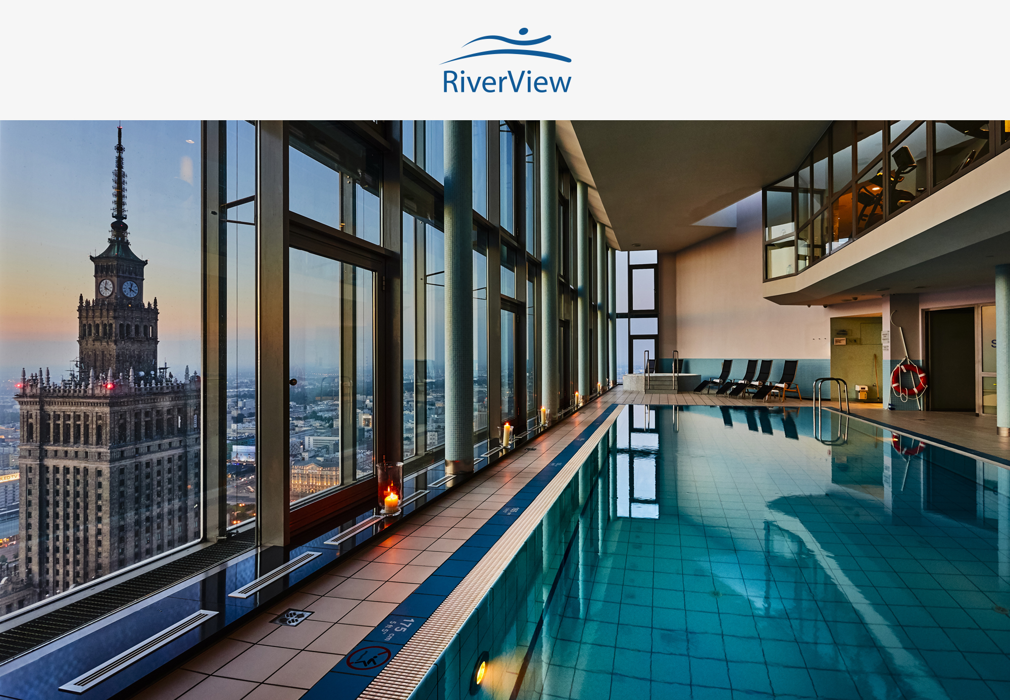 Relaxation day at the RiverView Wellness Centre (Monday-Thursday) one person