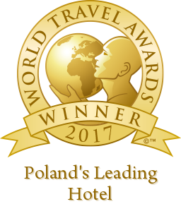Poland's Leading Conference Hotel 2018 –  World Travel Awards