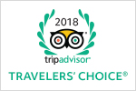 Tripadvisor 2018 Travelers' Choice