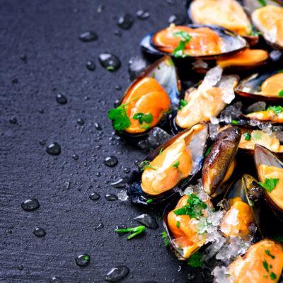 Owoce morza w nowym menu sezonowym