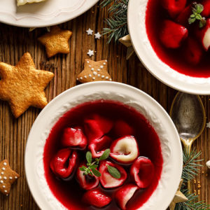 The taste of Christmas tradition