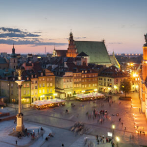 Rediscover Warsaw