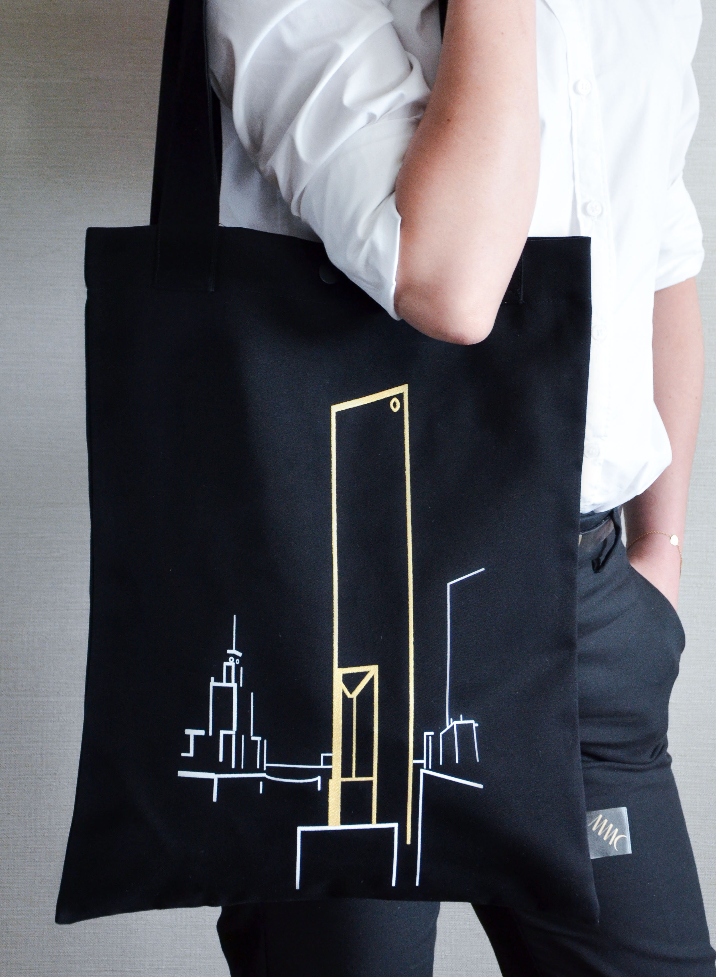 Shopping Bag by MMC Studio